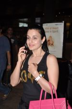 Ameesha Patel snapped at airport as she returns from Bangkok from a ad shoot in mumbai on 20th Aug 2014 (20)_53f58970609bc.JPG