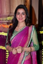Shraddha Arya at Tumhari Pakhi 200 episodes celebrations in Filmcity on 20th Aug 2014 (71)_53f58d676afef.JPG