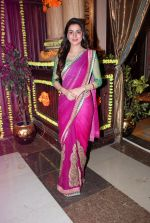 Shraddha Arya at Tumhari Pakhi 200 episodes celebrations in Filmcity on 20th Aug 2014 (73)_53f58d4731696.JPG