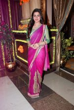 Shraddha Arya at Tumhari Pakhi 200 episodes celebrations in Filmcity on 20th Aug 2014 (74)_53f58d48b1518.JPG