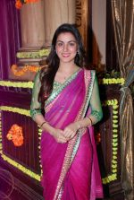 Shraddha Arya at Tumhari Pakhi 200 episodes celebrations in Filmcity on 20th Aug 2014 (75)_53f58d4a4bd43.JPG