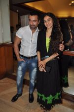 Ajaz Khan, Neha Mehta at Marudhar Album Launch in Mumbai on 21st Aug 2014(265)_53f72e1901d57.JPG