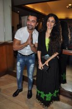 Ajaz Khan, Neha Mehta at Marudhar Album Launch in Mumbai on 21st Aug 2014(269)_53f72e1b92978.JPG