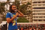 Akhil Kapur promoted his upcoming film Desi Kattey at a College Event on 21st Aug 2014 (2)_53f74bb2986d6.JPG