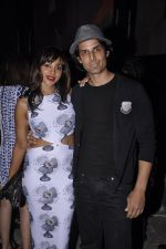 Ameet M. Gaurr, Manasi Scott at Koovs Nikhil Chinnapa bash in Famous Studio on 21st Aug 2014 (28)_53f7238b2070c.JPG