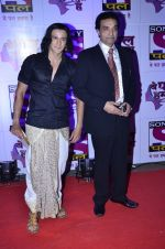 Dheeraj Kumar at Pal Channel red carpet in Filmcity, Mumbai on 21st Aug 2014 (70)_53f7256d85577.JPG