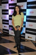 Kanchan Adhikari at Premiere of Expendables 3 in PVR, Mumbai on 21st Aug 2014 (5)_53f722375dfd5.JPG