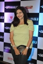 Kanchan Adhikari at Premiere of Expendables 3 in PVR, Mumbai on 21st Aug 2014 (6)_53f72238c8b89.JPG