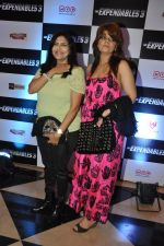 Kanchan Adhikari at Premiere of Expendables 3 in PVR, Mumbai on 21st Aug 2014 (2)_53f72232e1551.JPG