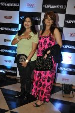 Kanchan Adhikari at Premiere of Expendables 3 in PVR, Mumbai on 21st Aug 2014 (3)_53f722347785d.JPG
