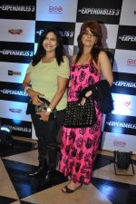 Kanchan Adhikari at Premiere of Expendables 3 in PVR, Mumbai on 21st Aug 2014 (4)_53f7223609158.JPG