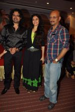 Raja Hasan, Neha Mehta, Shantanu Moitra at Marudhar Album Launch in Mumbai on 21st Aug 2014(286)_53f72f68d2245.JPG