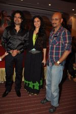 Raja Hasan, Neha Mehta, Shantanu Moitra at Marudhar Album Launch in Mumbai on 21st Aug 2014(287)_53f72e3039b25.JPG