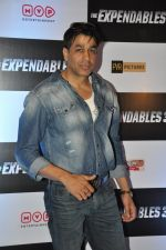 Rajat Bedi at Premiere of Expendables 3 in PVR, Mumbai on 21st Aug 2014 (15)_53f7225e40c6a.JPG