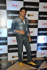 Rajat Bedi at Premiere of Expendables 3 in PVR, Mumbai on 21st Aug 2014 (17)_53f7225fb1cdb.JPG
