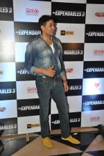 Rajat Bedi at Premiere of Expendables 3 in PVR, Mumbai on 21st Aug 2014 (18)_53f722612ccba.JPG