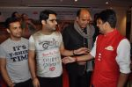 Shailesh Lodha, Surendra Pal, Kapil Sharma, Rajeev Thakur at Marudhar Album Launch in Mumbai on 21st Aug 2014(325)_53f72c9685479.JPG