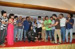 Shailesh Lodha, Surendra Pal, Raja Hasan, Kapil Sharma, Neha Mehta, Toshi Sabri at Marudhar Album Launch in Mumbai on 21st Aug 2014(396)_53f72efc9f4a1.JPG