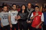 Shailesh Lodha, Surendra Pal, Raja Hasan, Kapil Sharma, Rajeev Thakur at Marudhar Album Launch in Mumbai on 21st Aug 2014(340)_53f72c993f9ea.JPG