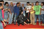 Shailesh Lodha, Surendra Pal, Raja Hasan, Kapil Sharma, Neha Mehta, Toshi Sabri at Marudhar Album Launch in Mumbai on 21st Aug 2014(390)_53f72d46e4247.JPG