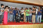 Shailesh Lodha, Surendra Pal, Raja Hasan, Kapil Sharma, Neha Mehta, Toshi Sabri at Marudhar Album Launch in Mumbai on 21st Aug 2014(394)_53f72e345bf20.JPG