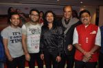 Shailesh Lodha, Surendra Pal, Raja Hasan, Kapil Sharma, Rajeev Thakur at Marudhar Album Launch in Mumbai on 21st Aug 2014(334)_53f72d00a59b8.JPG