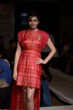 Shonali Nagrani walk for Swati Vijaygarge at Lakme Fashion Week Winter Festive 2014 Day 3 on 21st Aug 2014 (50)_53f7433539ddc.JPG