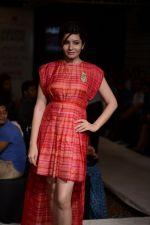 Shonali Nagrani walk for Swati Vijaygarge at Lakme Fashion Week Winter Festive 2014 Day 3 on 21st Aug 2014 (51)_53f74336a27e8.JPG