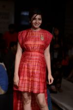 Shonali Nagrani walk for Swati Vijaygarge at Lakme Fashion Week Winter Festive 2014 Day 3 on 21st Aug 2014 (57)_53f7433f324aa.JPG