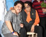 Ashoke Pandit & Manoj Kumar 2 at the bhoomipoojan ceremony of Indian Films and Television Directors Association_s (IFTDA) new office_53f88a1eb8cb0.jpg