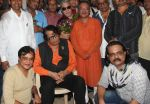 Sanjay Chhel, Manoj Kumar, John Mathew Mathan and Ashwini Chaudhary at the bhoomipoojan ceremony of Indian Films and Television Directors Association_s (IFTDA) new office_53f88a0ce5d02.jpg