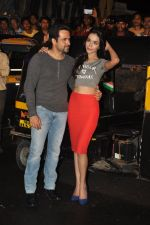 Emraan Hashmi, Humaima Malik at Raja Natwarlal special screening for Rickshaw Drivers in Mumbai on 23rd Aug 2014 (50)_53f9ddb4d0e46.JPG