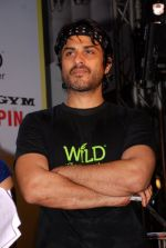Vikas Bhalla at Gold Gym Super Spin Contest in Bandra, Mumbai on 23rd Aug 2014 (193)_53f9da3301fea.JPG