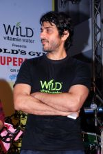 Vikas Bhalla at Gold Gym Super Spin Contest in Bandra, Mumbai on 23rd Aug 2014 (196)_53f9d944ec772.JPG
