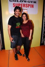 Vikas Bhalla at Gold Gym Super Spin Contest in Bandra, Mumbai on 23rd Aug 2014 (294)_53f9d94a8bab1.JPG