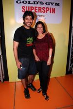Vikas Bhalla at Gold Gym Super Spin Contest in Bandra, Mumbai on 23rd Aug 2014 (295)_53f9d94b8e2ba.JPG