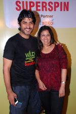 Vikas Bhalla at Gold Gym Super Spin Contest in Bandra, Mumbai on 23rd Aug 2014 (297)_53f9d94d8ab00.JPG
