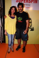 Vikas Bhalla at Gold Gym Super Spin Contest in Bandra, Mumbai on 23rd Aug 2014 (301)_53f9d9523dd84.JPG