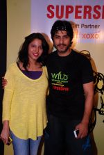Vikas Bhalla at Gold Gym Super Spin Contest in Bandra, Mumbai on 23rd Aug 2014 (304)_53f9d9559e27c.JPG