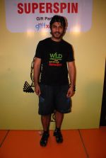 Vikas Bhalla at Gold Gym Super Spin Contest in Bandra, Mumbai on 23rd Aug 2014 (309)_53f9d95bc72cc.JPG