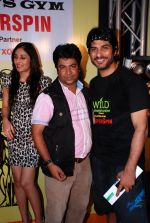 Vikas Bhalla at Gold Gym Super Spin Contest in Bandra, Mumbai on 23rd Aug 2014 (337)_53f9d968aa333.JPG