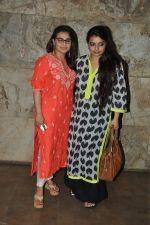Rani Mukherjee, Vaibhavi Merchant at Mardani screening in Mumbai on 24th Aug 2014 (166)_53fb3d80dfb47.JPG