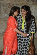 Rani Mukherjee, Vaibhavi Merchant at Mardani screening in Mumbai on 24th Aug 2014 (175)_53fb3d869c1ce.JPG