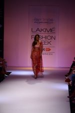 Vaani Kapoor walk the ramp for Payal Singhal at LFW 2014 Day 5 on 23rd Aug 2014 (296)_53faf8b702d58.JPG