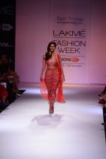 Vaani Kapoor walk the ramp for Payal Singhal at LFW 2014 Day 5 on 23rd Aug 2014 (298)_53faf8ba4c9f0.JPG