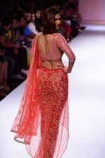 Vaani Kapoor walk the ramp for Payal Singhal at LFW 2014 Day 5 on 23rd Aug 2014 (321)_53faf8d3c6a8f.JPG