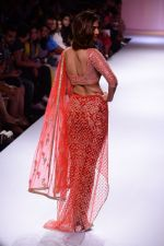 Vaani Kapoor walk the ramp for Payal Singhal at LFW 2014 Day 5 on 23rd Aug 2014 (322)_53faf8d4f0067.JPG