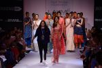 Vaani Kapoor walk the ramp for Payal Singhal at LFW 2014 Day 5 on 23rd Aug 2014 (336)_53faf8e690f65.JPG