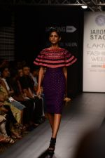 Model walk the ramp for Neha Agarwal at LFW 2014 Day 6 on 24th Aug 2014 (1)_53fc91eab02ee.JPG