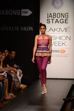 Model walk the ramp for Neha Agarwal at LFW 2014 Day 6 on 24th Aug 2014 (10)_53fc91f64519c.JPG
